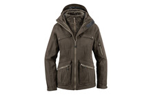 Vaude Women's Vilsandi 3in1 Jacket fir green